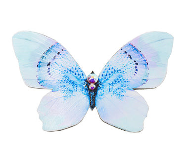 Happy-go-lucky Butterfly Brooch