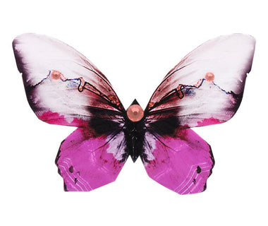 Nights of Ibiza Butterfly Brooch