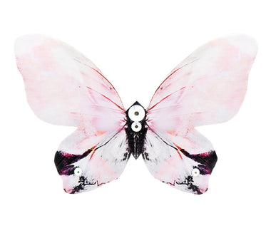 Sunrise of Paris Butterfly Brooch