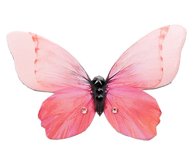Wings of Love Butterfly Brooch
