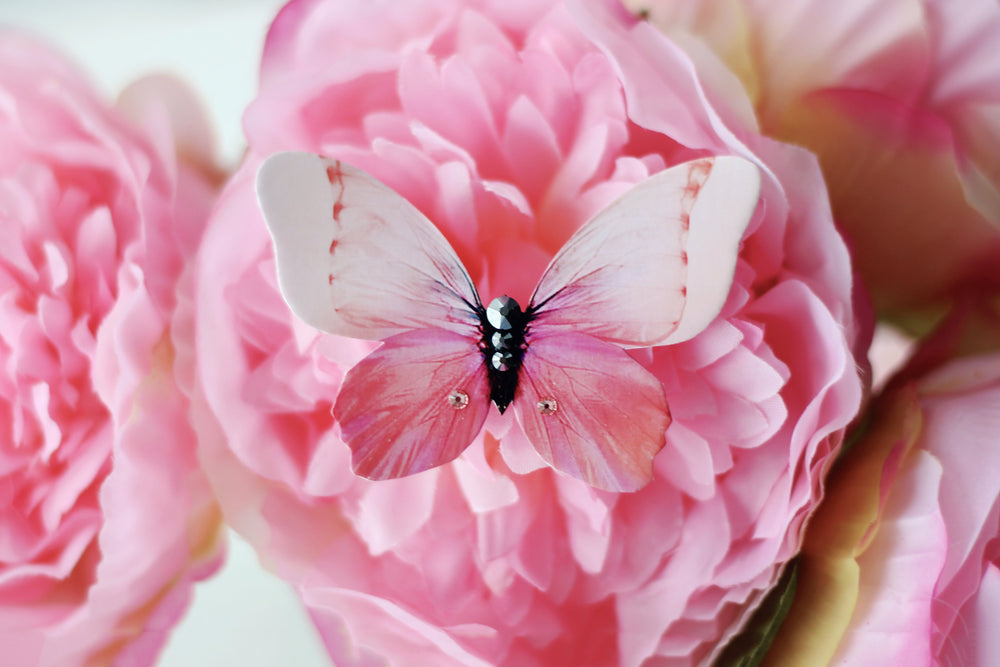 Wings of Love Butterfly Brooch - KUMA Design Store