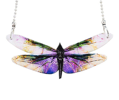 Bohemian Berliner Butterfly Necklace