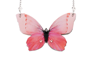 First Love Butterfly Necklace