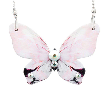 La Parisienne Kids Butterfly Necklace