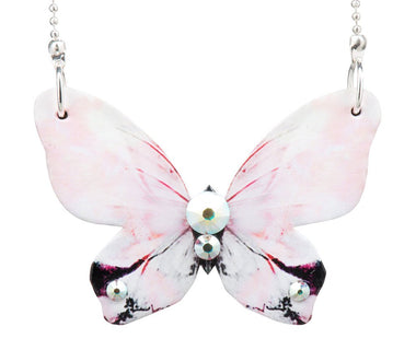 La Parisienne Butterfly Necklace