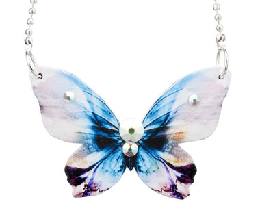Twilight Catcher Butterfly Necklace