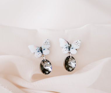 Free Spirits Butterfly Earrings
