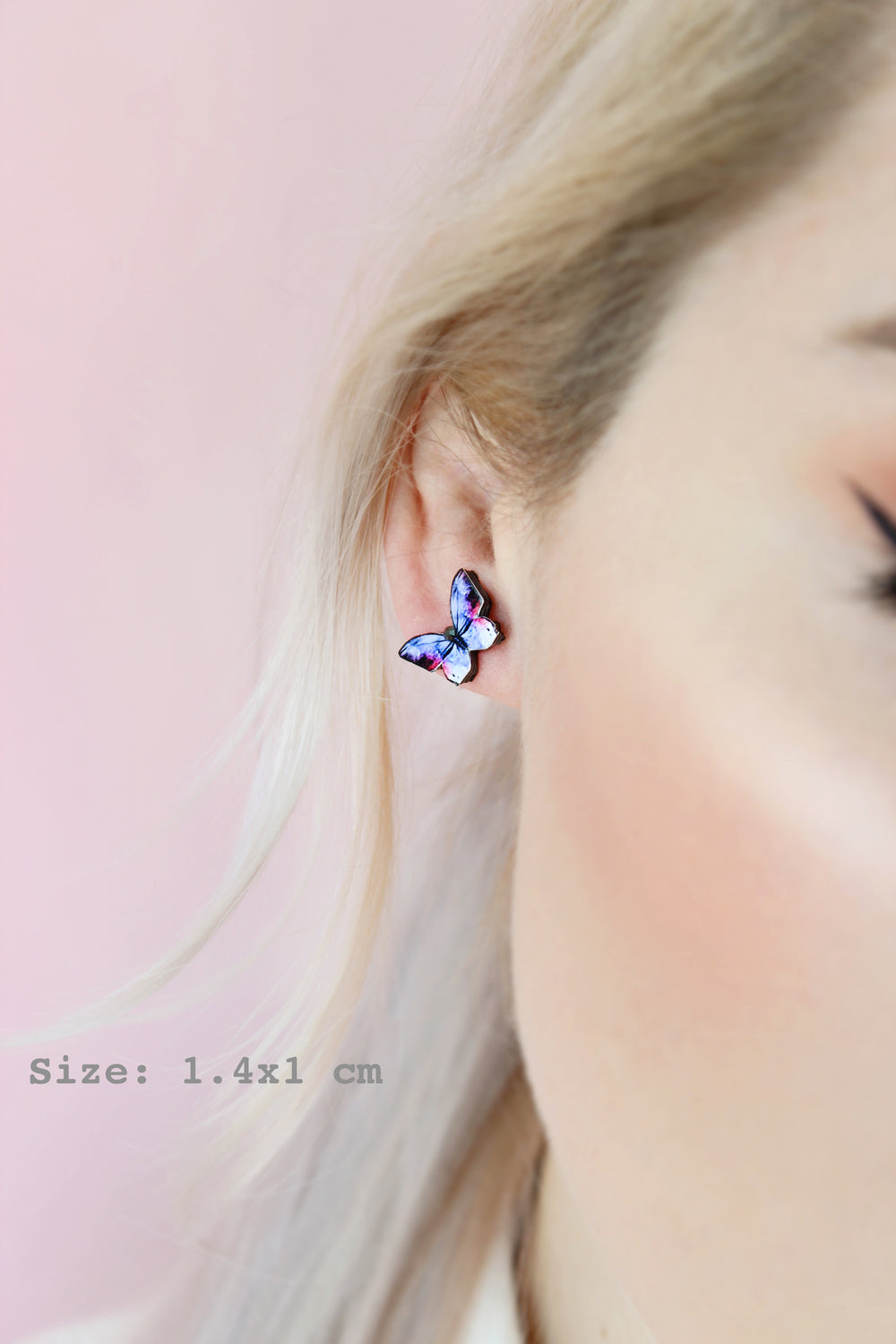 Little Daydreamer Butterfly Earrings - KUMA Design Store