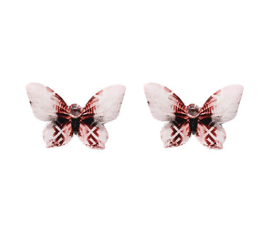 Powerflies Butterfly Earrings