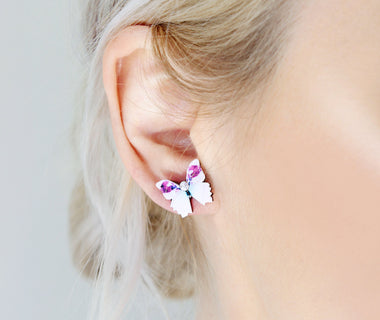 Social Butterflies Earrings
