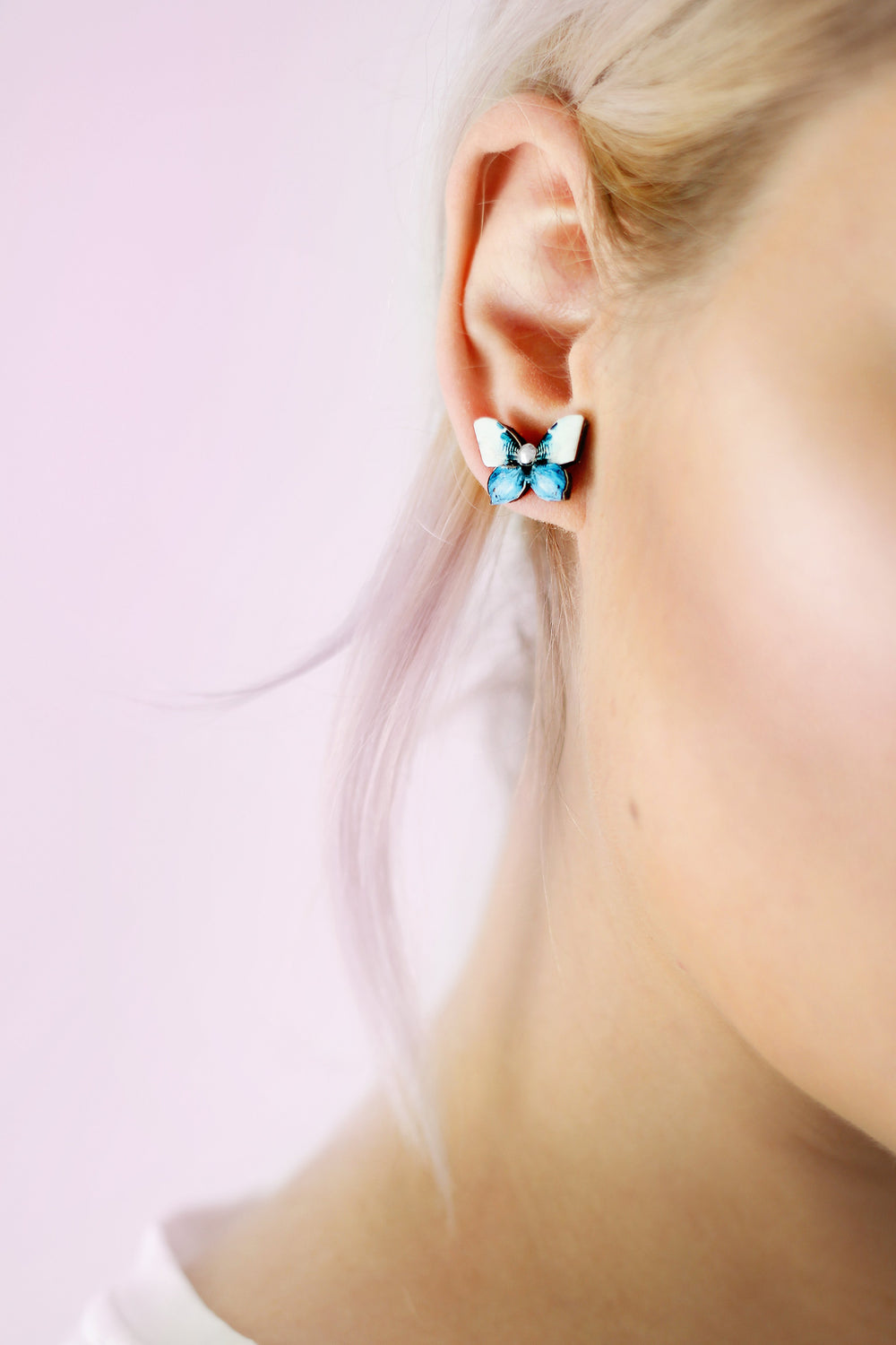 Suitsupääsuke Earrings - KUMA Design Store