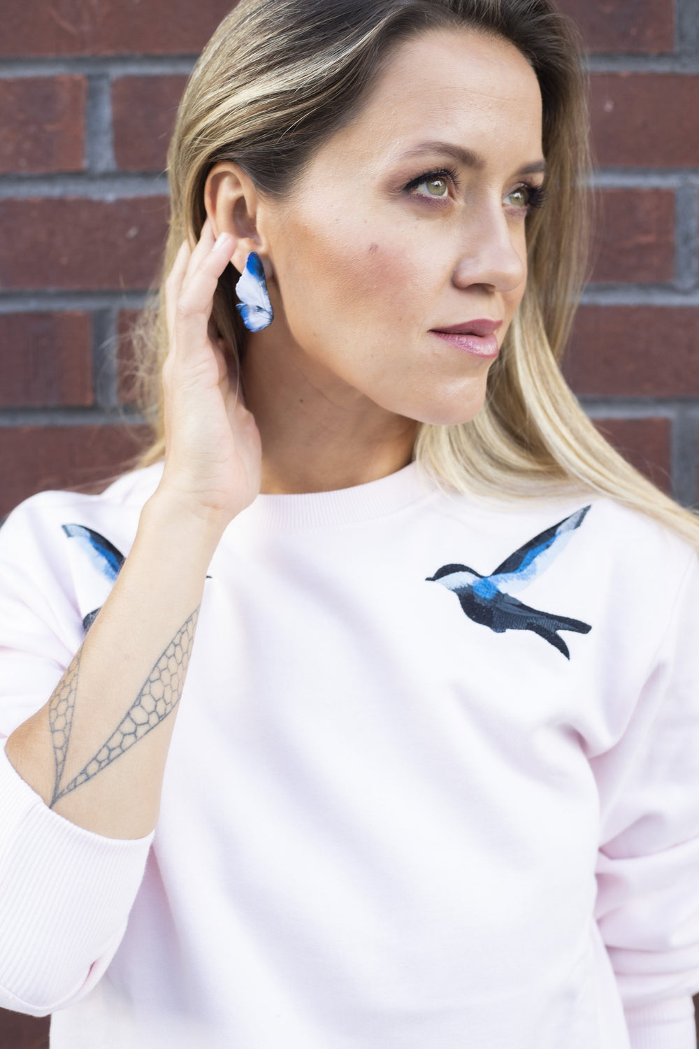 Wings of Gratitude Earrings - KUMA Design Store