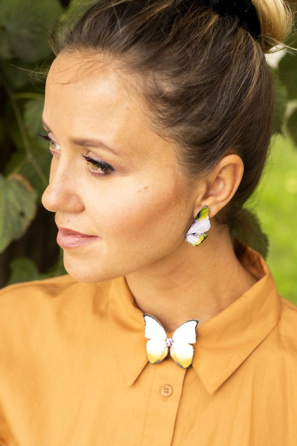 Wings of Luck Earrings - KUMA Design Store