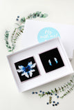 KUMA Gift Set XVII- Brooch + Earrings - KUMA Design Store