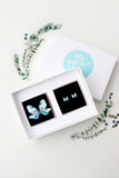 KUMA Gift Set XIV- Brooch + Earrings