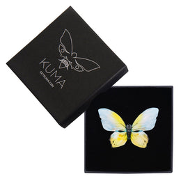 Mini Sassy Sunbeamer Butterfly Brooch Kids - KUMA Design Store