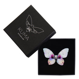 Mini Sea Shell Butterfly Brooch Kids - KUMA Design Store