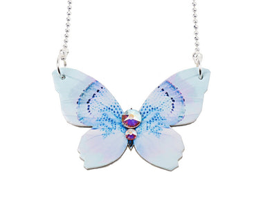 Happy Butterfly Necklace