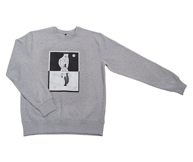 Poles Mens sweatshirt