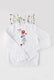 Poppy Love embroidered sweatshirt - KUMA Design Store
