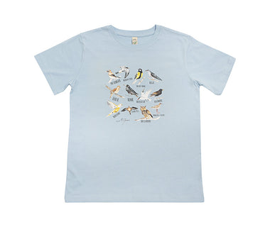 Birdies Kids t-shirt (light blue)