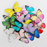 Mini Blue Kids Butterfly Brooch - KUMA Design Store