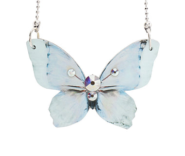 Fairy Butterfly Necklace