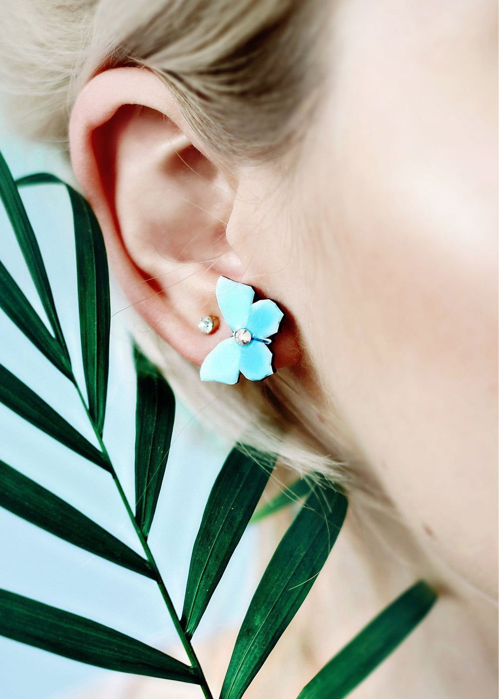 Moonwalker Earrings - KUMA Design Store