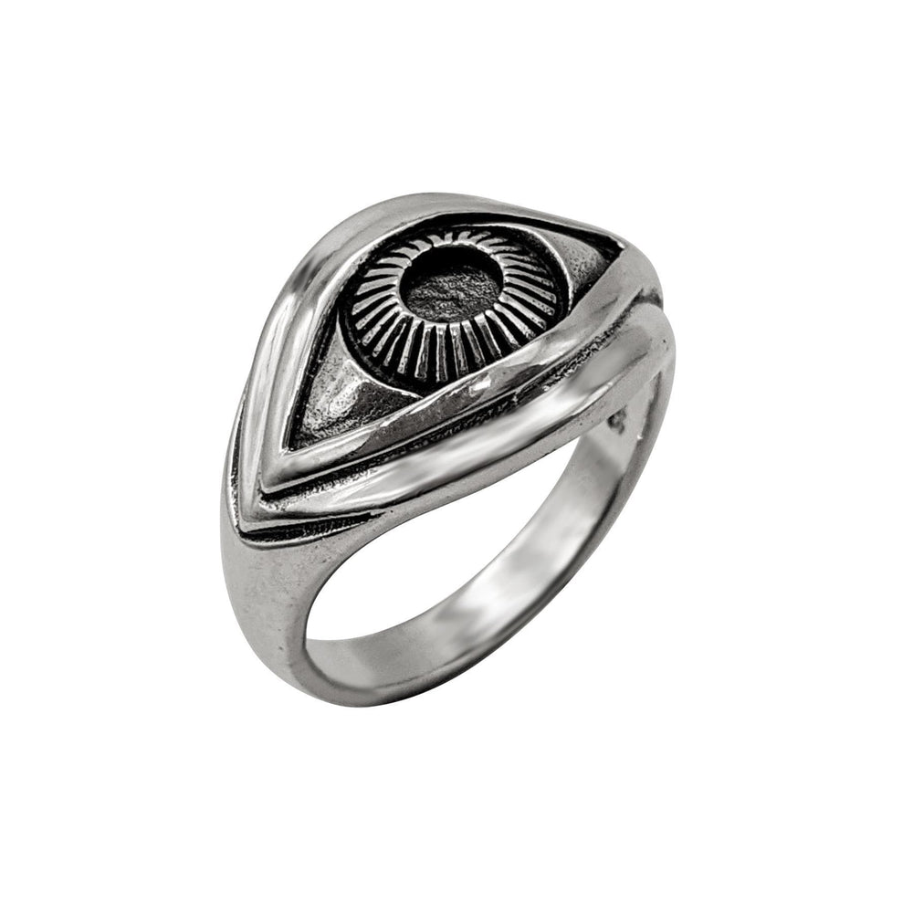 Sterling Silver Magical Eye Ring