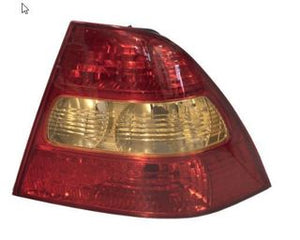 TOYOTA TAIL LIGHT RH COROLLA 02 - 05