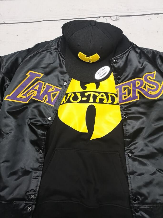 Lakers x Wu Wear | Ameri-Camden
