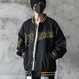 Ameri-Camden Los Angeles 'Black Mamba' Bomber Jacket