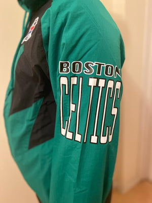 Mitchell and Ness Boston Celtics Shark Tooth Jacket - Ameri-Camden