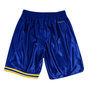 Mitchell & Ness Golden State Warriors NBA Dazzle Shorts - Ameri-Camden