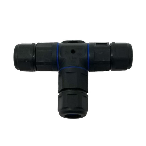 SPC-CN3 - 3-Way Outdoor Waterproof 4-Core Wire Connector