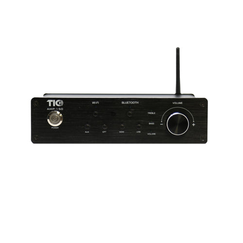TIC AMP150 - Amplificateur Wifi Airplay2 Bluetooth5 2x100W