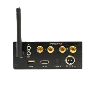 TIC AMP88 - Wifi Airplay2 Bluetooth5 amplifier 2x50W
