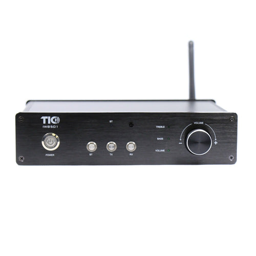 TIC IWB501- Bluetooth5 Amplifier 4x100W