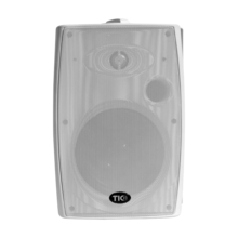"TIC WBP11 - Wifi AirPlay2 Bluetooth5 Patio Terrassenlautsprecher 6,5""  2x50W"