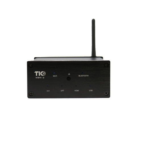TIC WBR12 - Streamer audio Wifi AirPlay2 Bluetooth5
