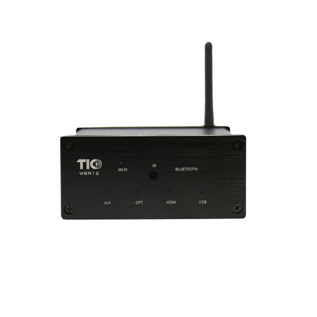 TIC WBR12 - Wifi AirPlay2 Bluetooth5 Audio streamer
