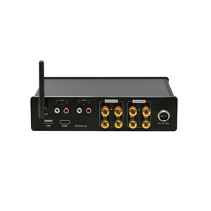 TIC AMP200 - Wifi Airplay2 Bluetooth5 amplifier 4x100W