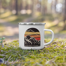 Load image into Gallery viewer, Parks Enamel Mug