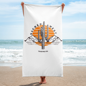 Sunset Towel