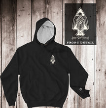 Load image into Gallery viewer, Thunderbird Pullover Hoodie - Dark