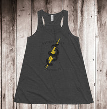 Load image into Gallery viewer, Snake Lightning Women's Racerback Tank
