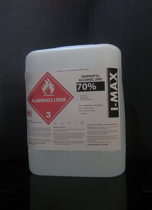 Best-in-class 70% Isopropyl Alcohol image