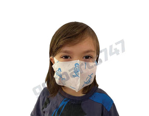 10-Teflon High Efficiency Mask (Child)