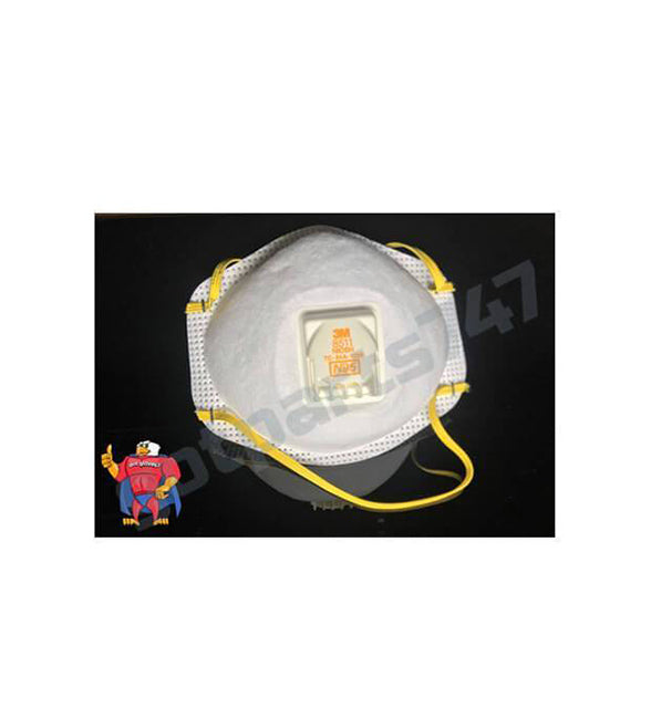 Dust Mask 3M Cool Flow Respirator