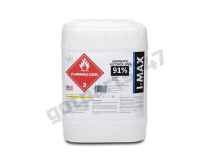 Isopropyl Alcohol - IPA 91% (5 Gallon)